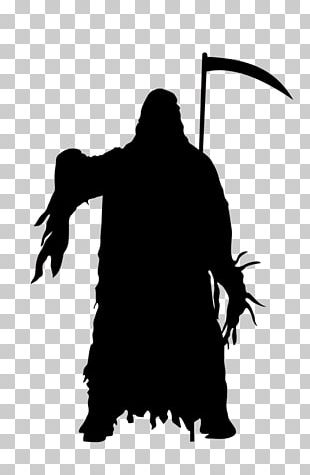 Halloween Costume Silhouette PNG