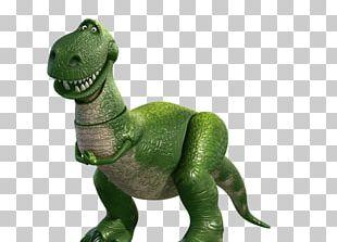 Jessie Buzz Lightyear Sheriff Woody Rex Toy Story PNG