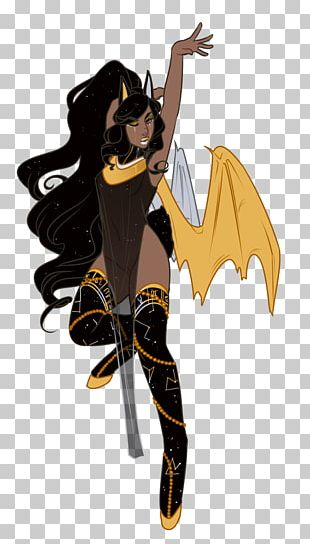 Legendary Creature Illustration Costume Cartoon PNG