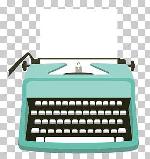 Typewriter Greeting & Note Cards Printing Love PNG