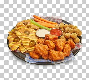 Chicken Nugget French Fries Potato Wedges Fried Chicken Vegetarian Cuisine PNG