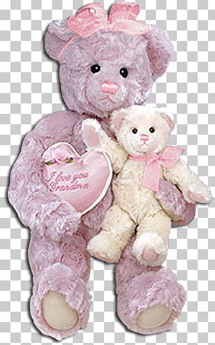 Teddy Bear Stuffed Animals & Cuddly Toys I Love You PNG