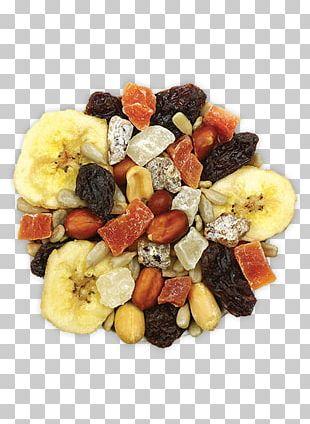 Vegetarian Cuisine Muesli Breakfast Cereal Dried Fruit Food PNG