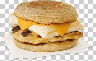 Breakfast Sandwich English Muffin Barbecue Chicken Hash Browns PNG