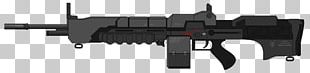Light Machine Gun Machine Pistol Firearm Weapon PNG