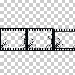 Photographic Film Filmstrip Black And White Photography PNG