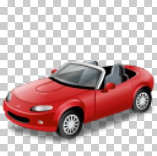 Sports Car Computer Icons Vehicle PNG