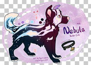 Canidae Horse Cartoon Dog Illustration PNG