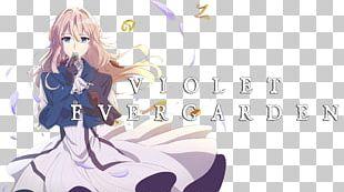 Violet Evergarden Kyoto Animation Desktop Fan Art PNG