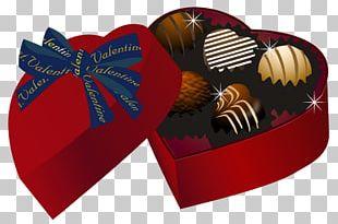 Chocolate Truffle Valentine's Day Chocolate Sandwich PNG