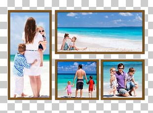 Frames Collage Photomontage Wall PNG