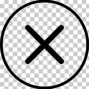 Circle Area Angle Symbol Font PNG