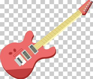 Electric Guitar Musical Instruments Plucked String Instrument String Instruments PNG