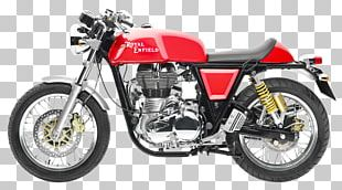 Motorcycle Enfield Cycle Co. Ltd Royal Enfield Bullet Bentley Continental GT Cafxe9 Racer PNG