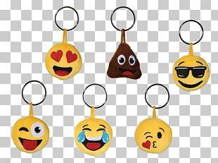 Smiley Key Chains Emoticon Emoji Keyring PNG