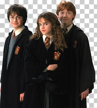 Hermione Granger Ron Weasley Harry Potter And The Philosopher's Stone Garrï Potter Harry Potter And The Chamber Of Secrets PNG