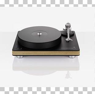 Clearaudio Electronic High Fidelity Turntable Phonograph Wood PNG