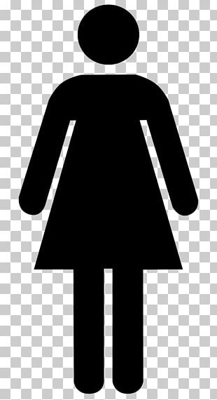 Bathroom Public Toilet Woman Female PNG