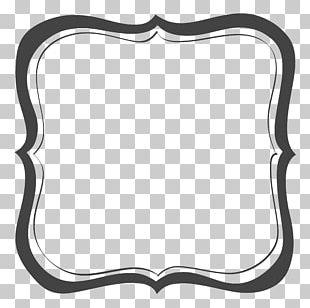 Black Bracket Pattern PNG