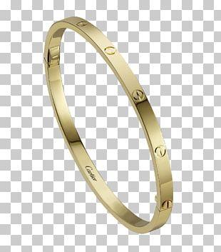 Love Bracelet Earring Cartier Jewellery PNG