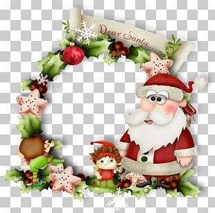 Santa Claus Christmas Ornament Christmas Decoration Christmas Tree PNG