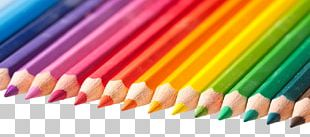 Colored Pencil Crayon PNG