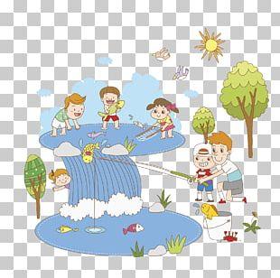 Fishing Angling Illustration PNG
