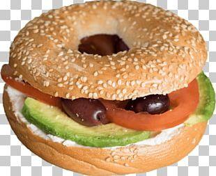 Hamburger Breakfast Sandwich Ham And Cheese Sandwich Veggie Burger Pan Bagnat PNG
