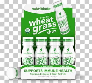 Juice Wheatgrass Organic Food Drink Nutrition PNG