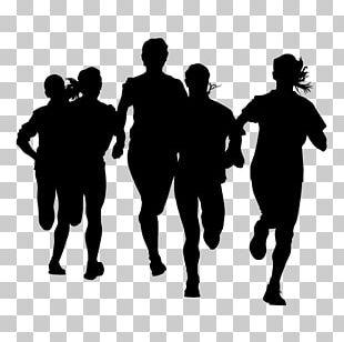 Running Sprint Marathon PNG