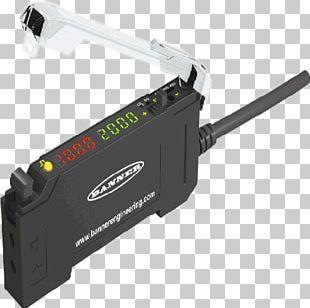 Plastic Optical Fiber Fiber Optic Sensor PNG