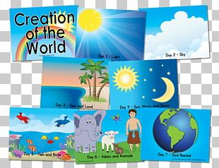 Bible Story Genesis Creation Narrative Creation Myth PNG