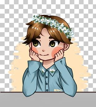 Drawing BTS Fan Art Anime PNG