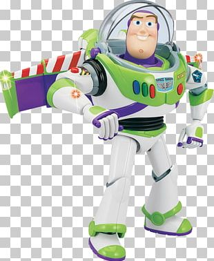 Buzz Lightyear Zurg Toy Story Sheriff Woody Action & Toy Figures PNG