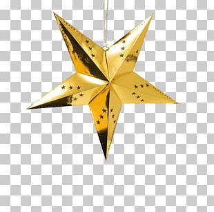 Paper Skylantern Gold Sky Lantern PNG