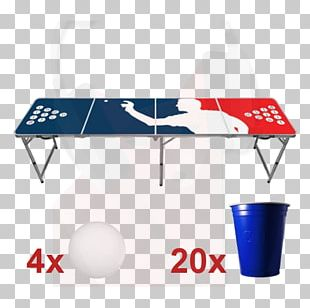 Beer Pong Table Ping Pong Tailgate Party PNG