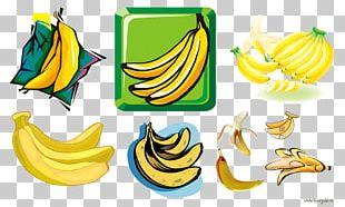 Banana Food Fruit PNG