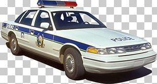 Car Ford Crown Victoria Police Interceptor Chevrolet Caprice Police Officer PNG