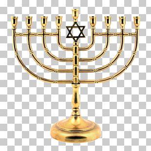 Menorah Judaism Religion Temple In Jerusalem PNG