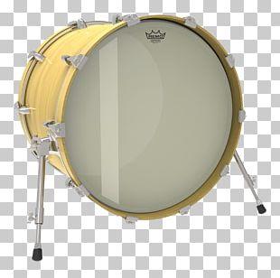 Remo Drumhead FiberSkyn Bass Drums PNG