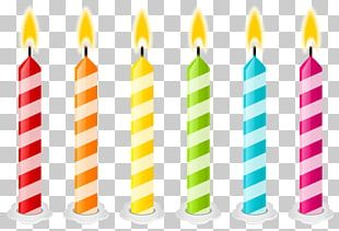Birthday Cake Japanese Border Designs Candle PNG