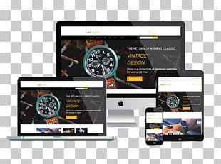 Responsive Web Design Website Development Web Page World Wide Web PNG