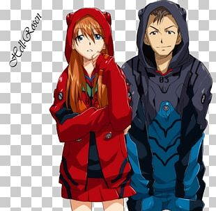 Asuka Langley Soryu Toji Suzuhara Neon Genesis Evangelion Shinji Ikari Rei Ayanami PNG