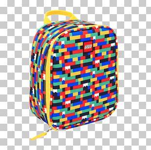 LEGO Bag Backpack Lunchbox PNG