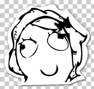 Sticker Anger Face Emotion PNG