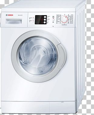 Washing Machines Robert Bosch GmbH Home Appliance Laundry Combo Washer Dryer PNG