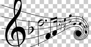 Musical Note Sheet Music Piano Staff PNG