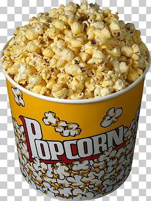 Popcorn Cinema AMC Theatres Film Ticket PNG