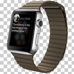 Apple Watch Series 3 Apple Watch Series 1 Apple Watch Series 2 Apple 42mm Leather Loop PNG