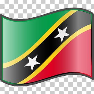 Saint Thomas Lowland Parish Flag Of Saint Kitts And Nevis National Flag PNG